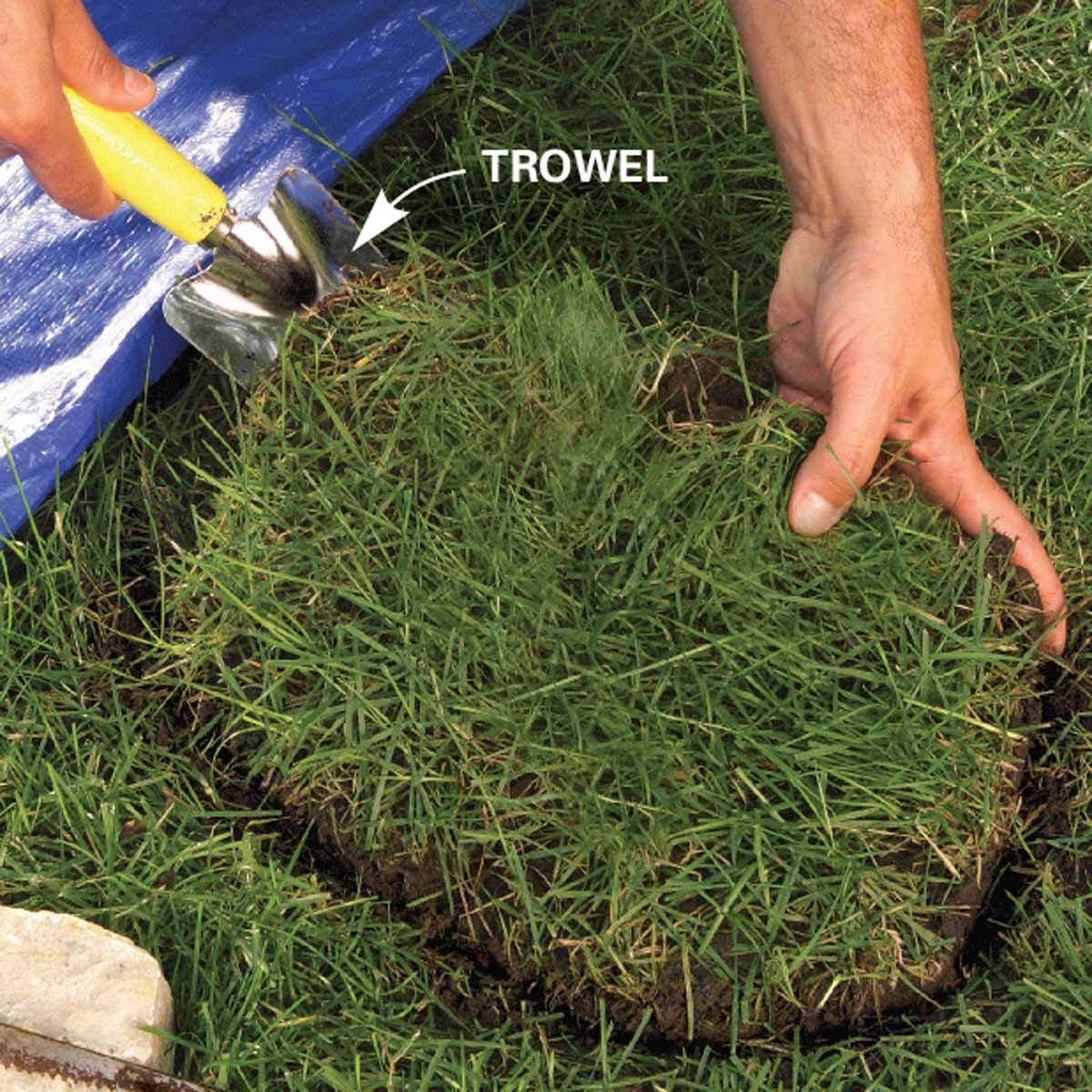 Remove the Sod