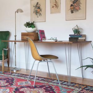 5 Easy Furniture Pieces You Can Make with Hairpin Legs