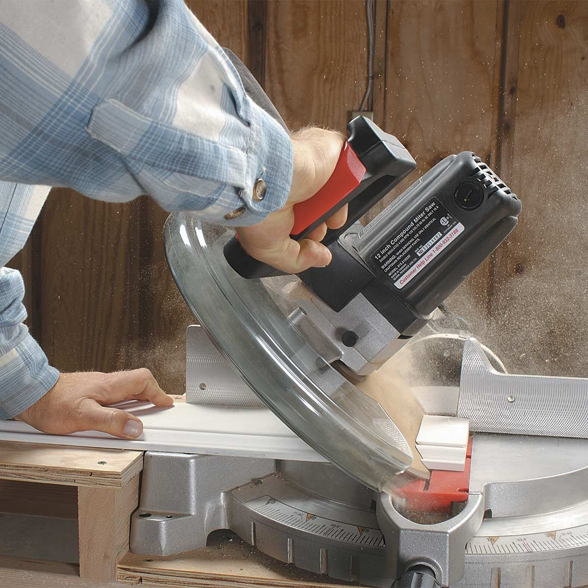 Best Miter Saw Blade for Trim