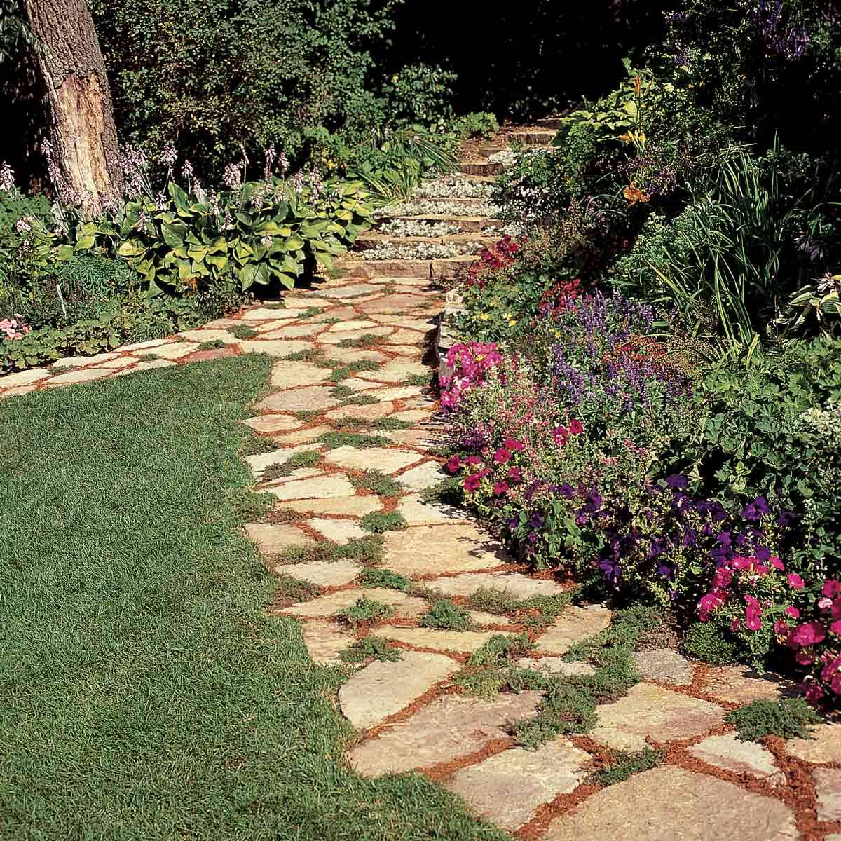 Tips for Building a Stepping-Stone Path