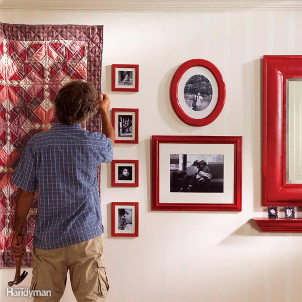 Avoid Cluttered Walls