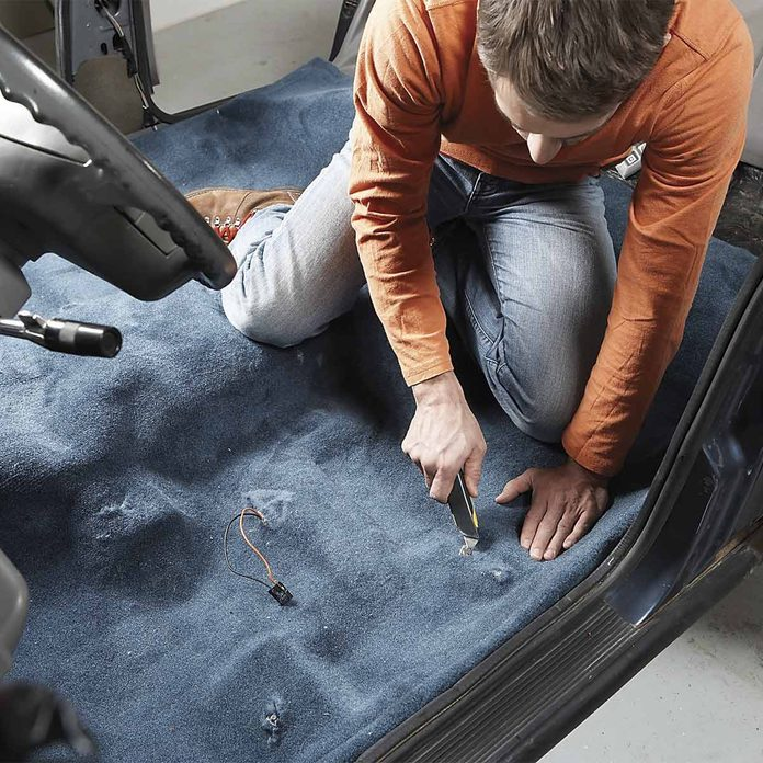 Replace the Carpet in Your Vehicle