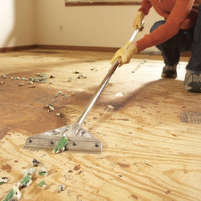 How to Remove Carpet Yourself