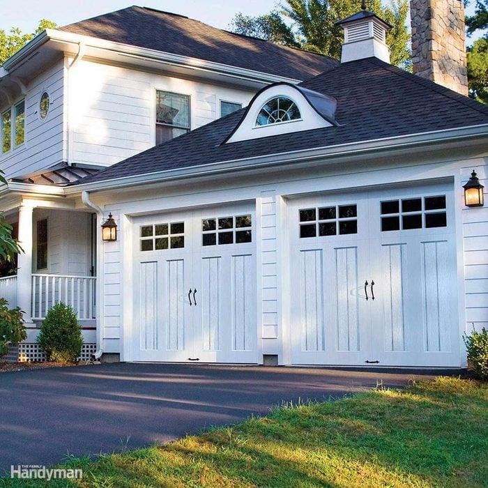 Strengthen Your Garage Door