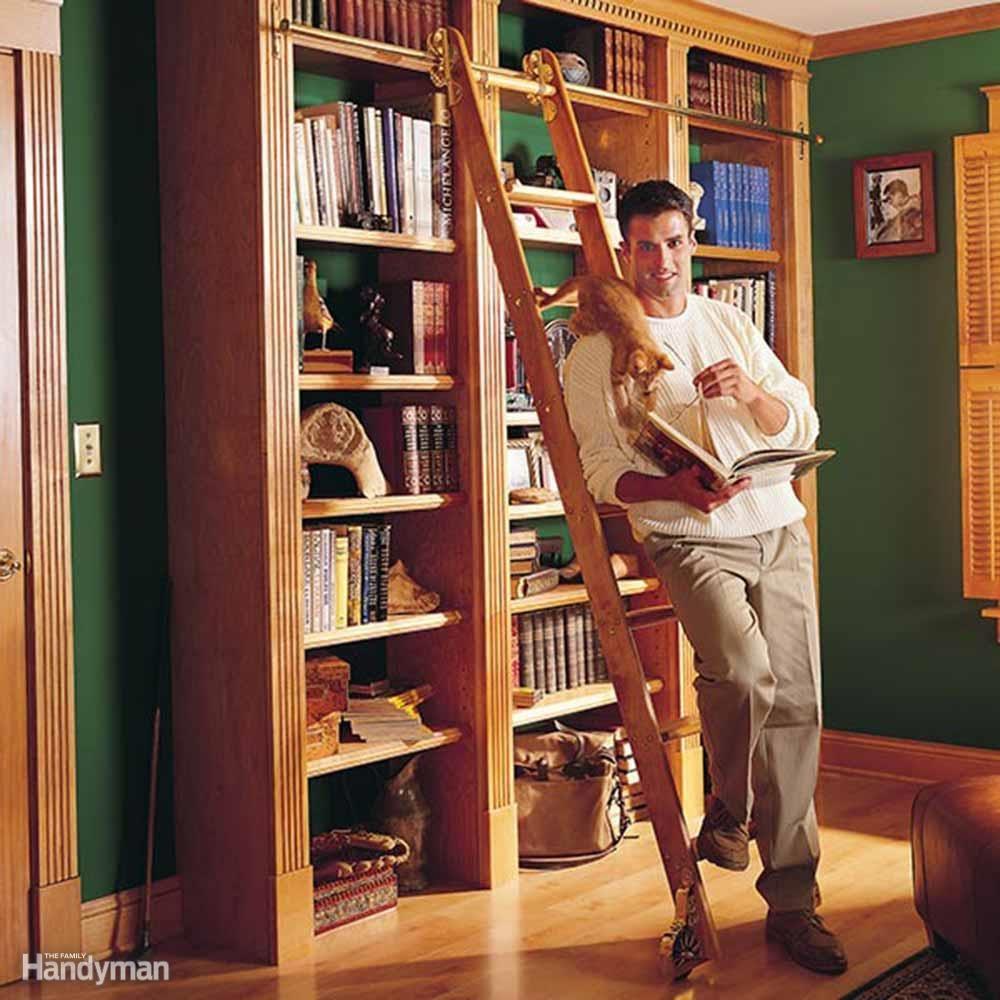 Optimize Your Bookshelves