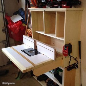 10 Real-Life Wood Workbench Plans and Inspiration Photos