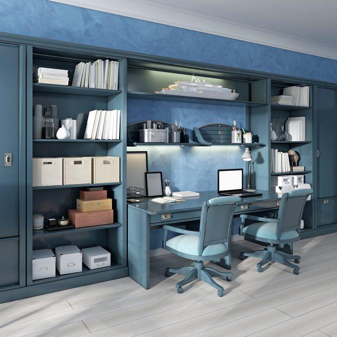 built-in desks Gettyimages 619526298