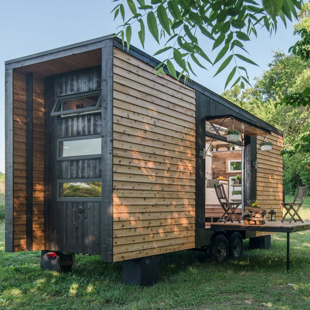 New Frontier Tiny Homes Alpha