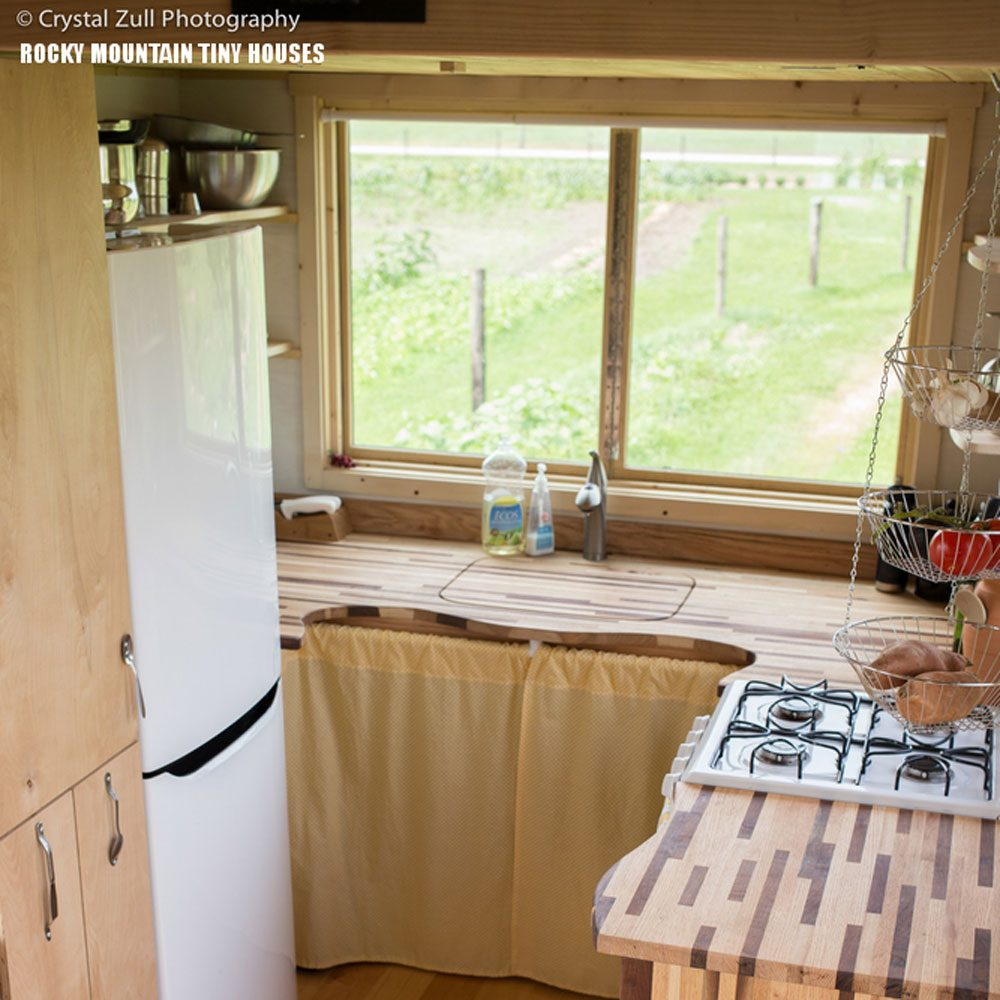 Rocky Mountain Tiny Homes Pequod