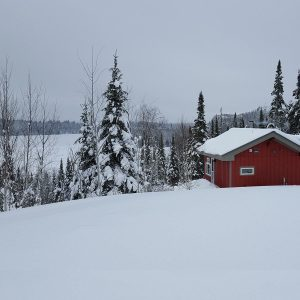Button up your cabin for winter