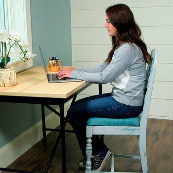 farmhouse-style chair