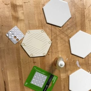 How to Make Quick Coasters