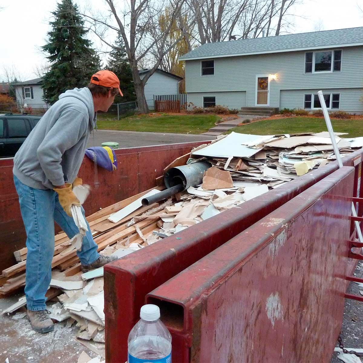 Save Money on Dumpsters