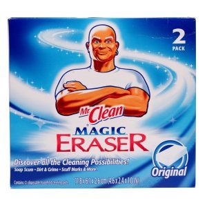 magic eraser cleaning