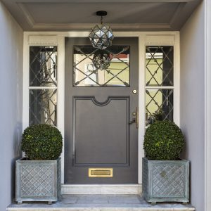 15 Stunning Front Door Colors For a House That Wows