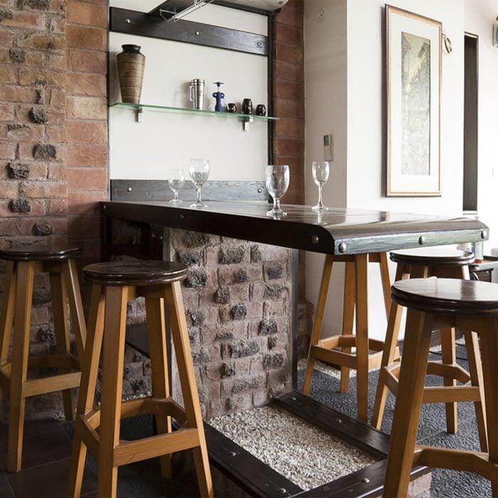 15 Home Bar Ideas For The Perfect Bar Design The Family Handyman