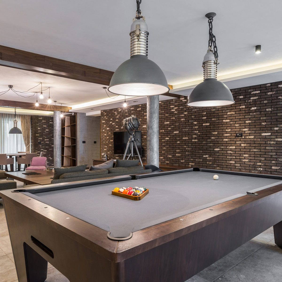25 Cool Game Room Ideas