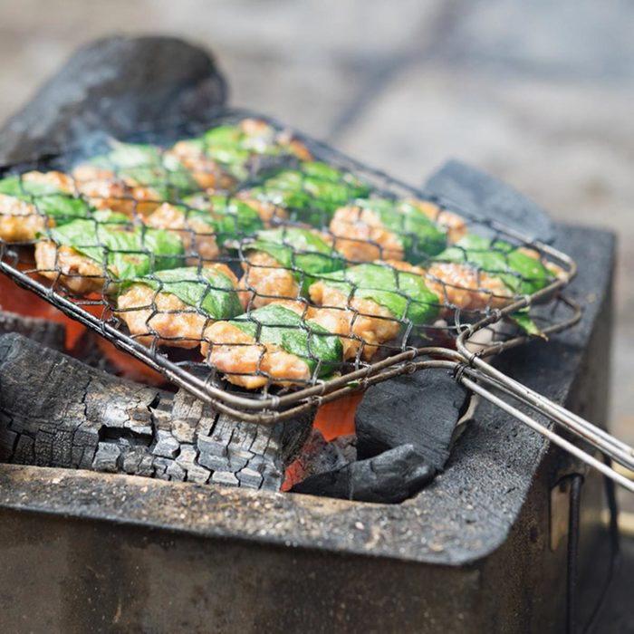 Get Yourself a Grill Basket