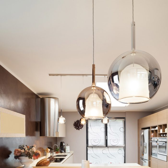 Replace Dated Light Fixtures
