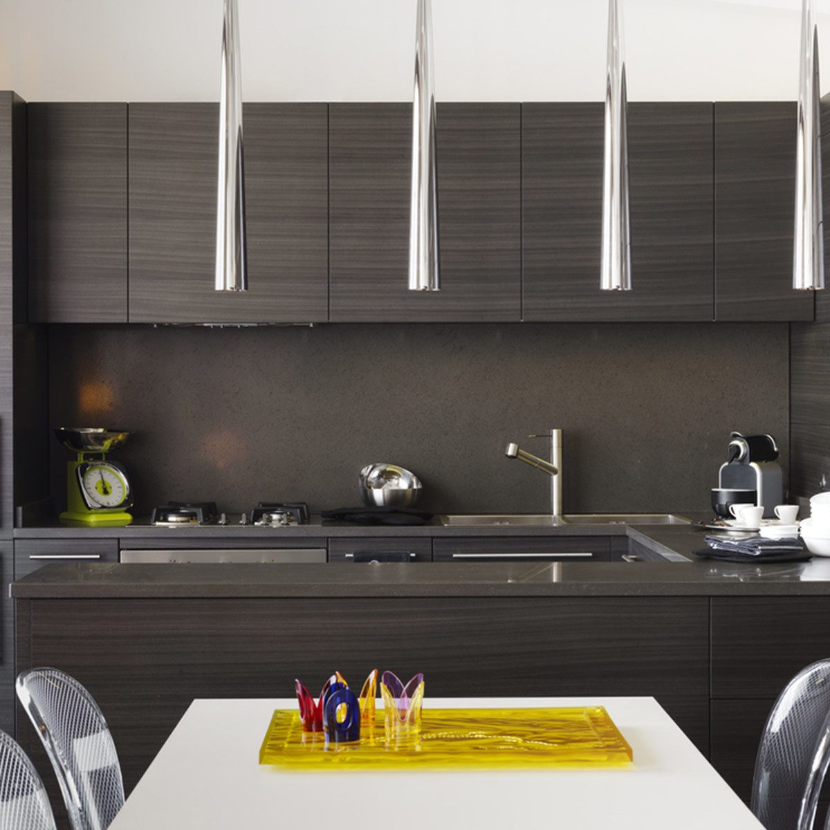 Kitchen Cabinet Alternatives: 15 Kitchen Color Schemes For Your Inner Gourmet