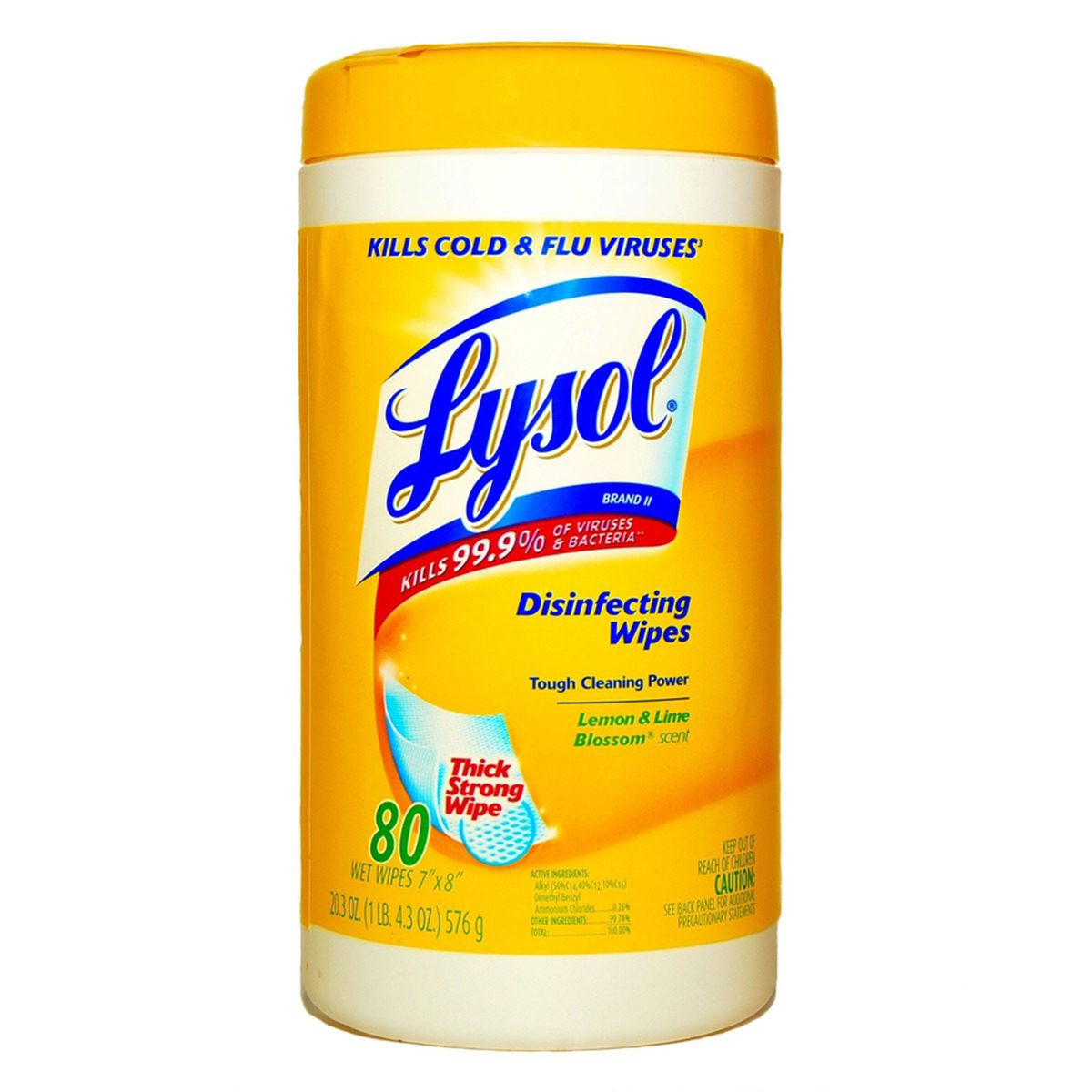Costco Lysol Disinfecting Wipes