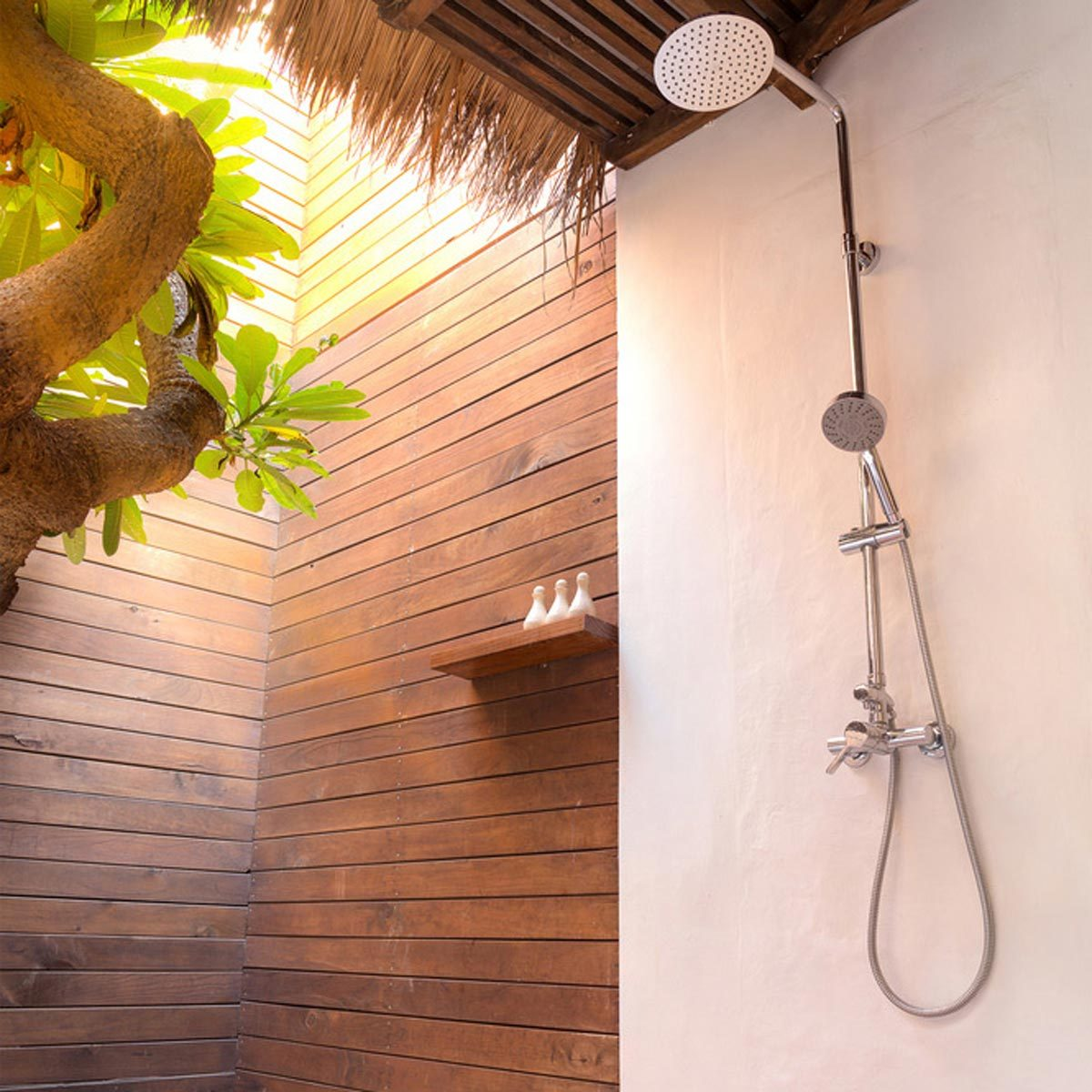 Cool Shed Ideas: Shed Shower