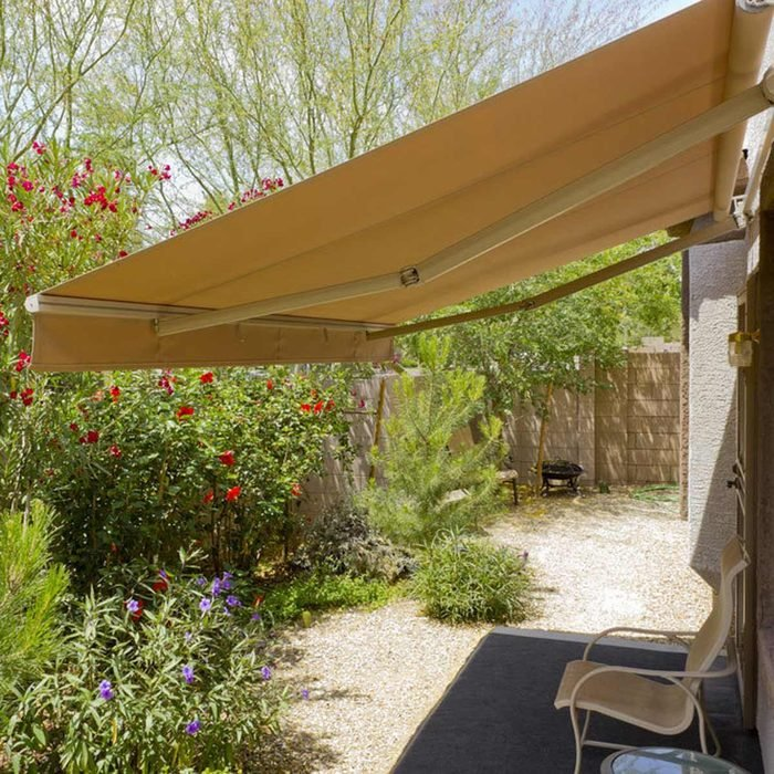 Get a Retractable Awning