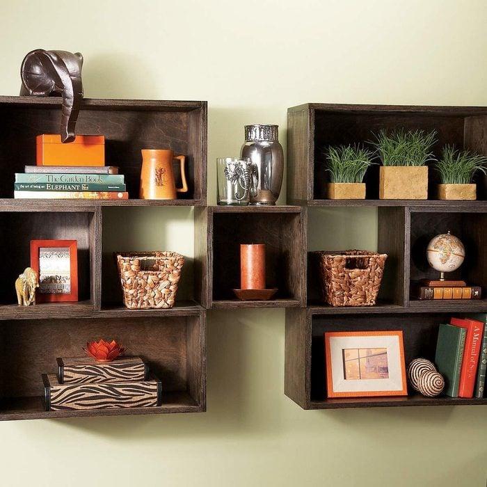 Box Shelves