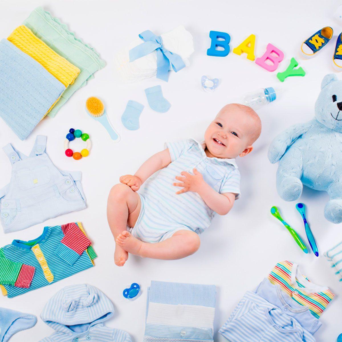 Что подарить новорожденному? (личный опыт) 64