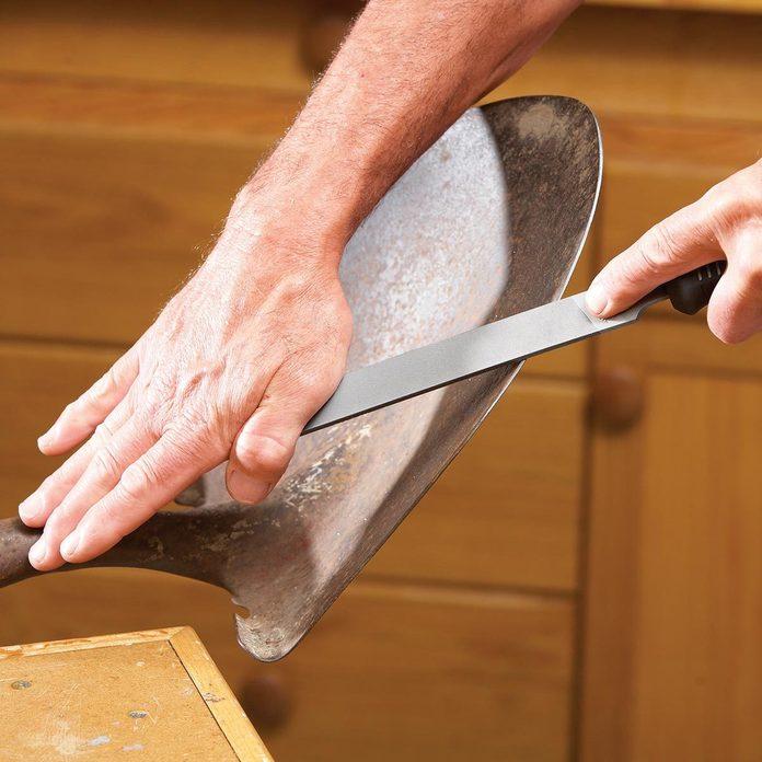 Sharpen Your Shovels