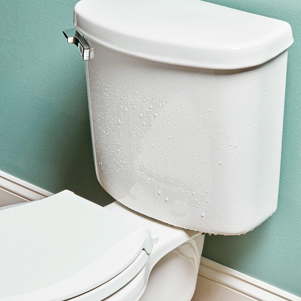 insulated toilet tank