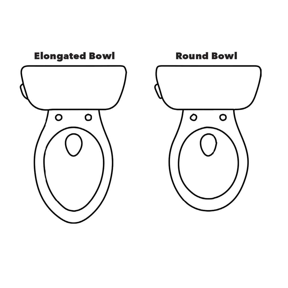 Bowl shape toilet