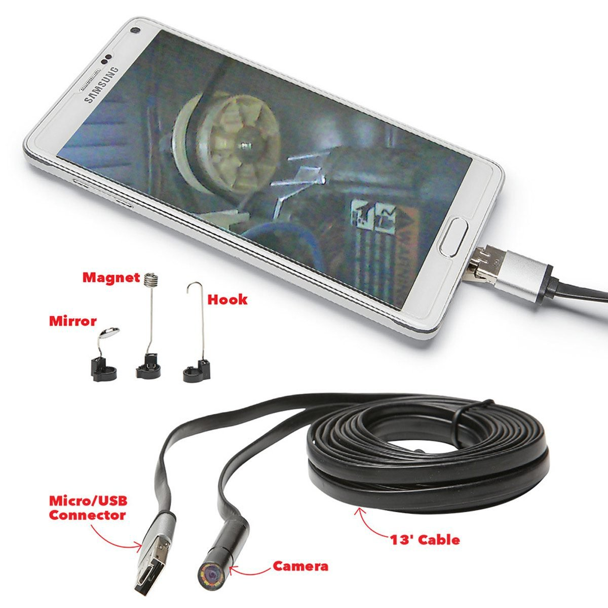 Smartphone Inspection Camera