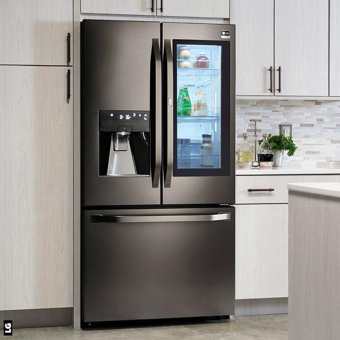 See-Through Refrigerator Doors