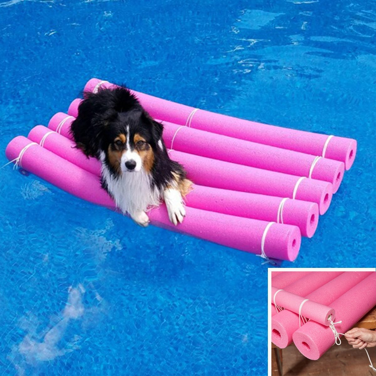 Crafty Water Raft