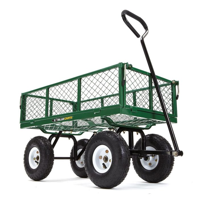 Gorilla Carts wheel barrow