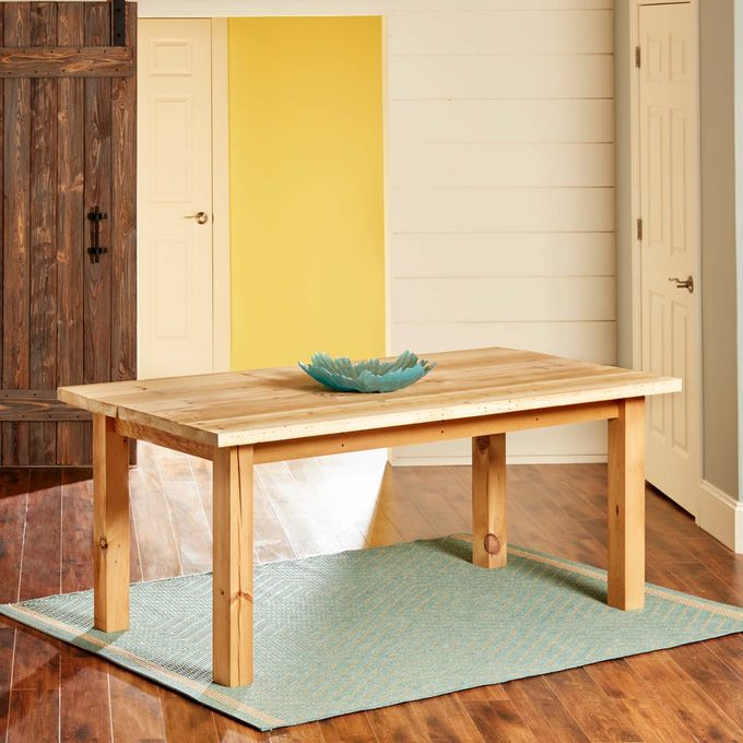 Build A Simple Reclaimed Wood Table, Affordable Reclaimed Wood Furniture