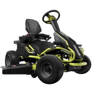 Riding Lawnmower Round-Up