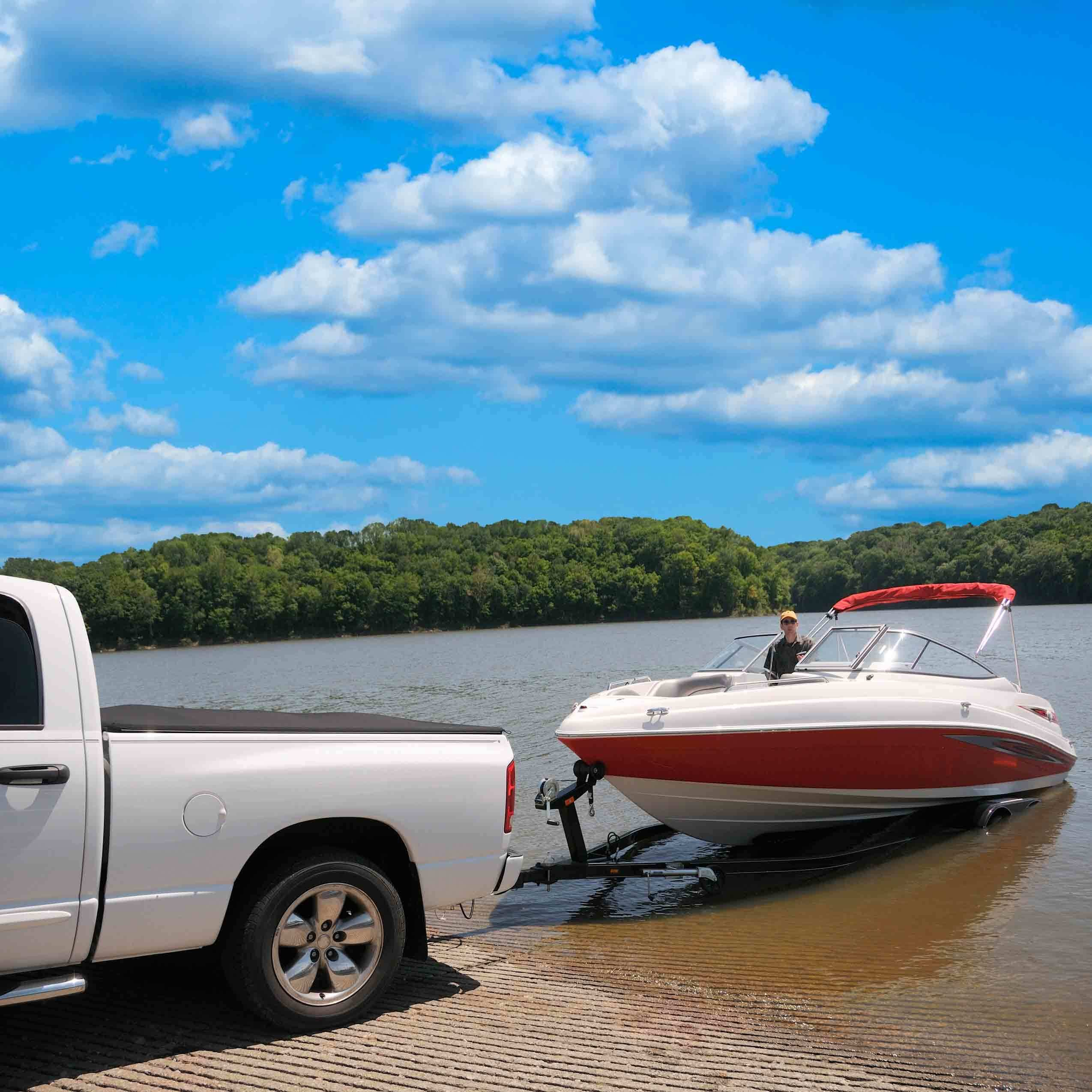 Store boats and water sports equipment