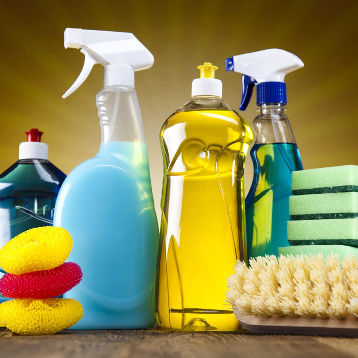 cleaning supplies products