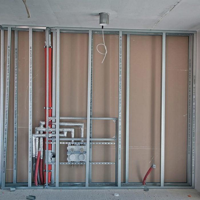 Install Durable Walls