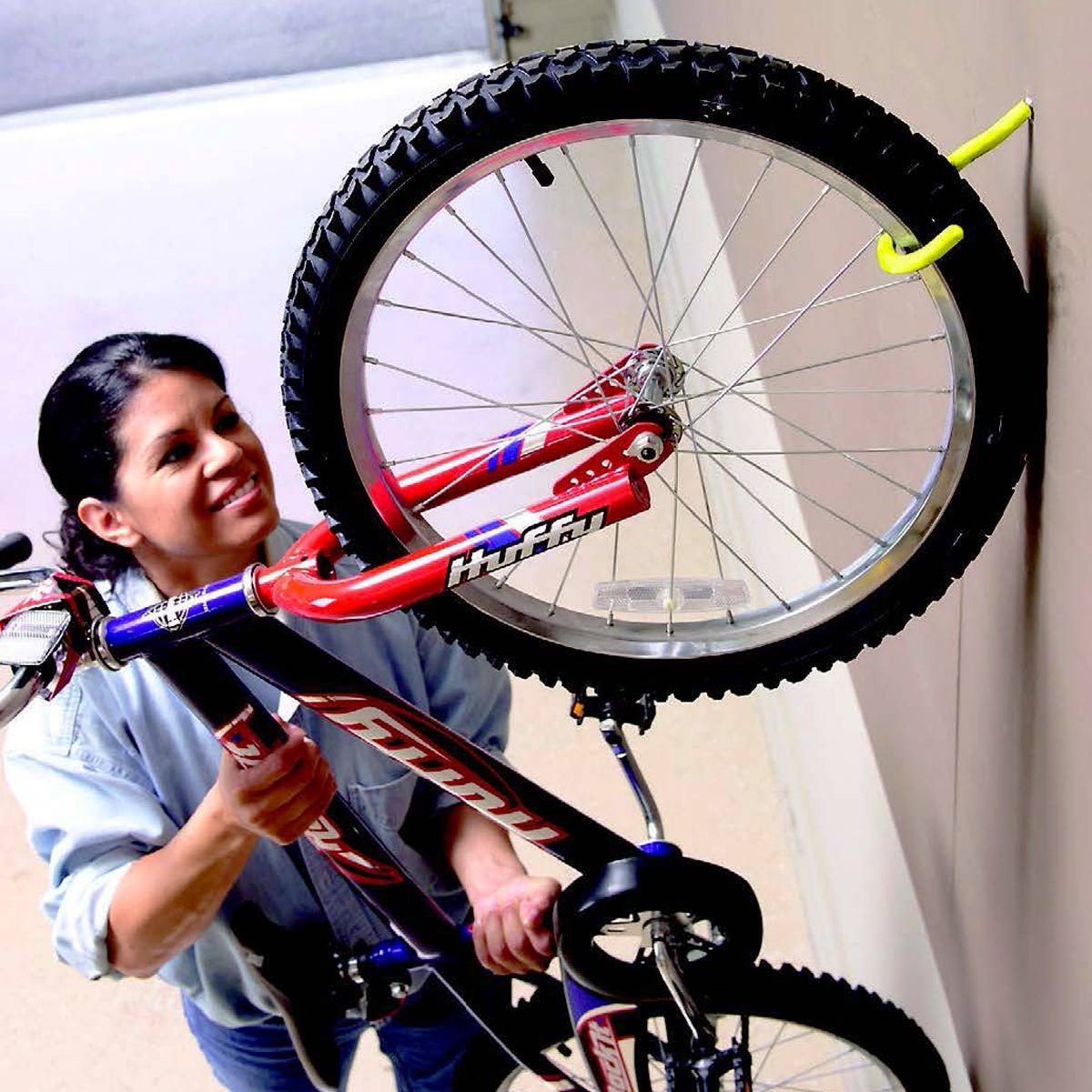Hang a Bike on the Wall
