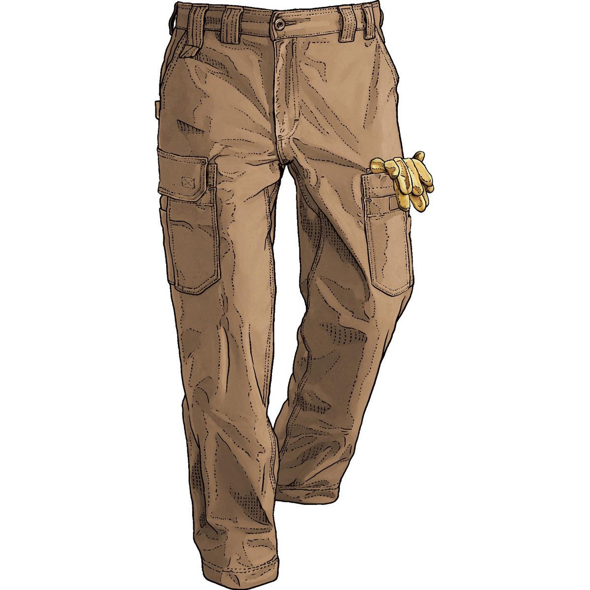 45507_brn-1200x1200 Durable Work Pants