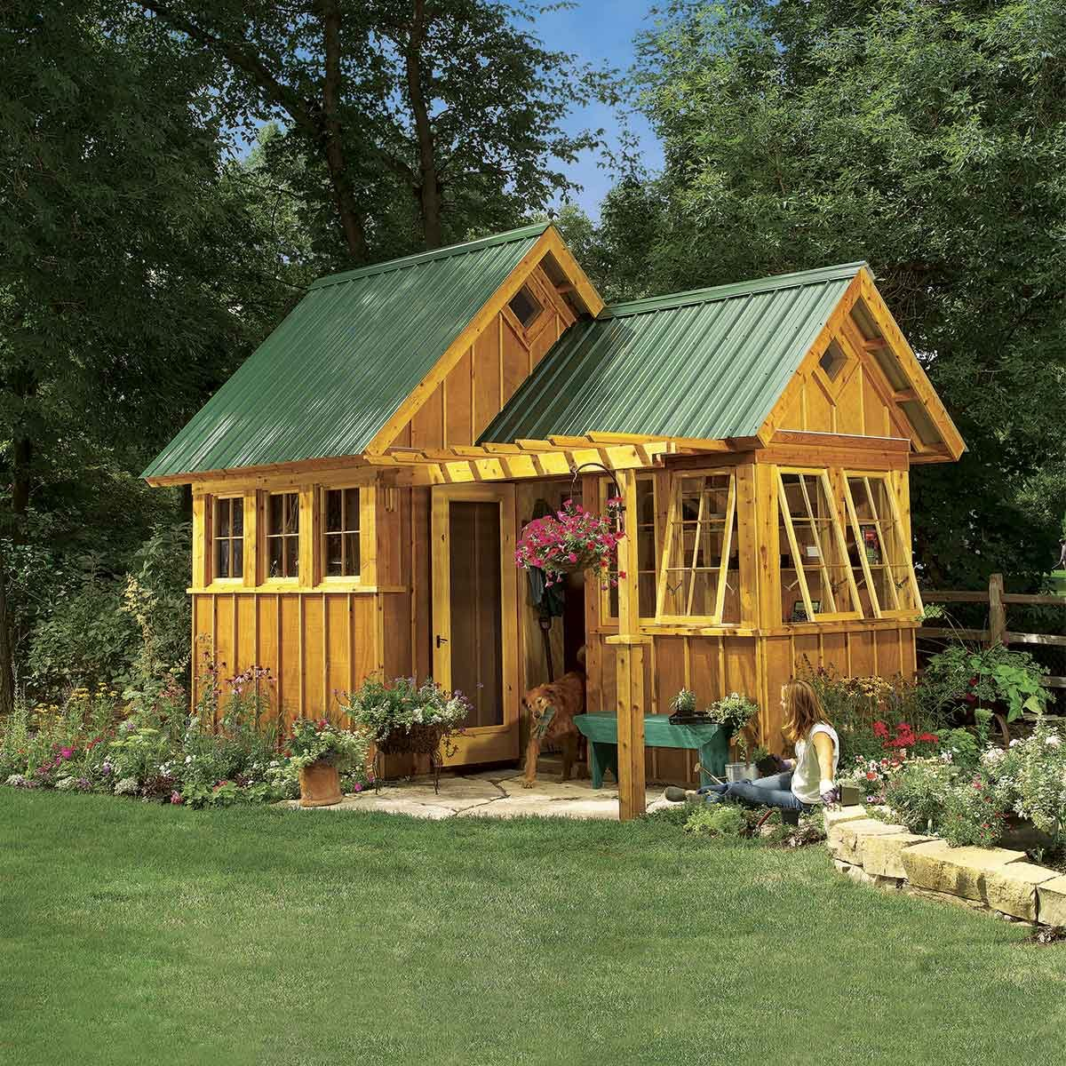 2014 ultimate garden shed