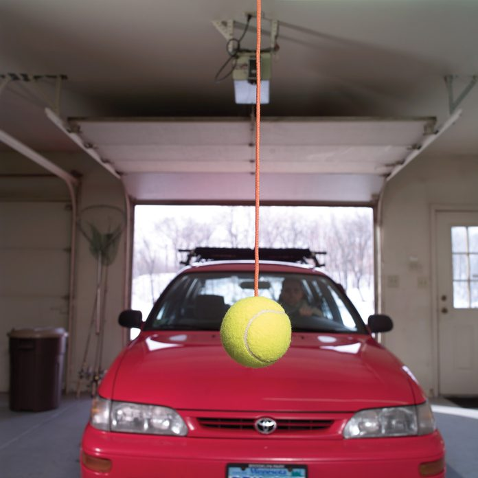 Tennis Ball Parking Guide