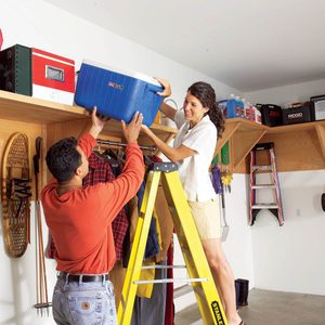 24 Ways to Organize Your Garage for Fall
