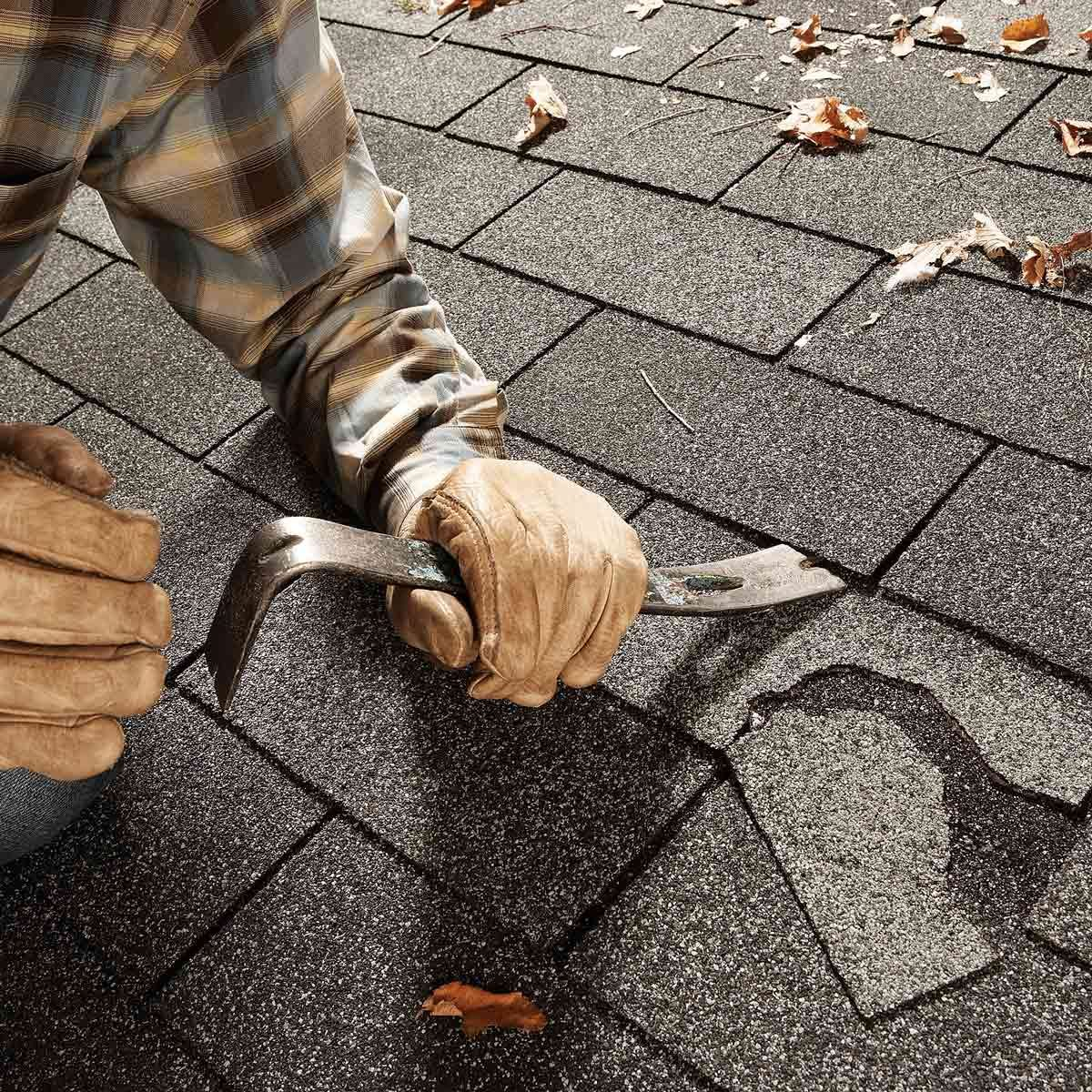 Replace a Shingle