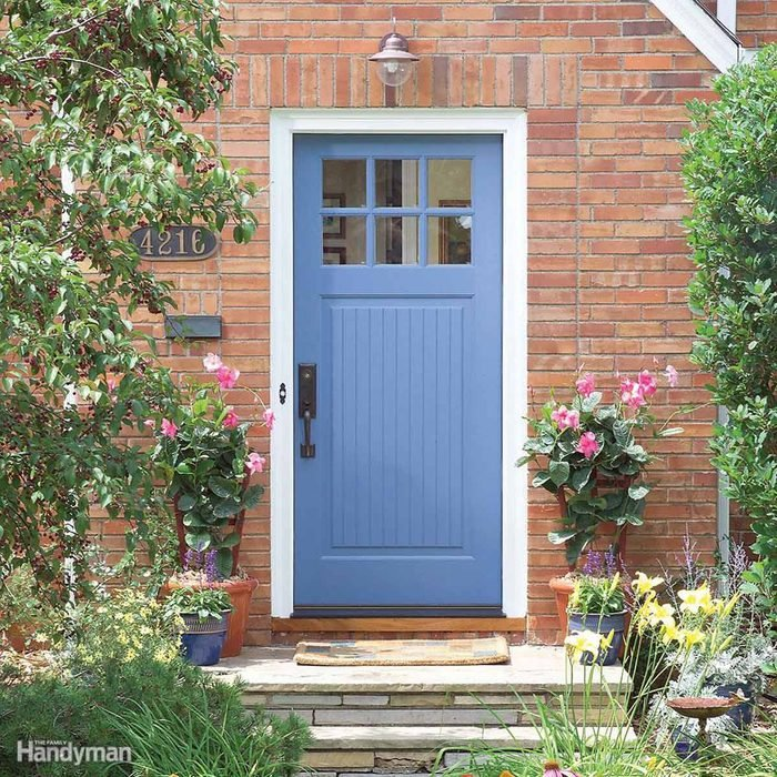 Create a Welcoming Entry