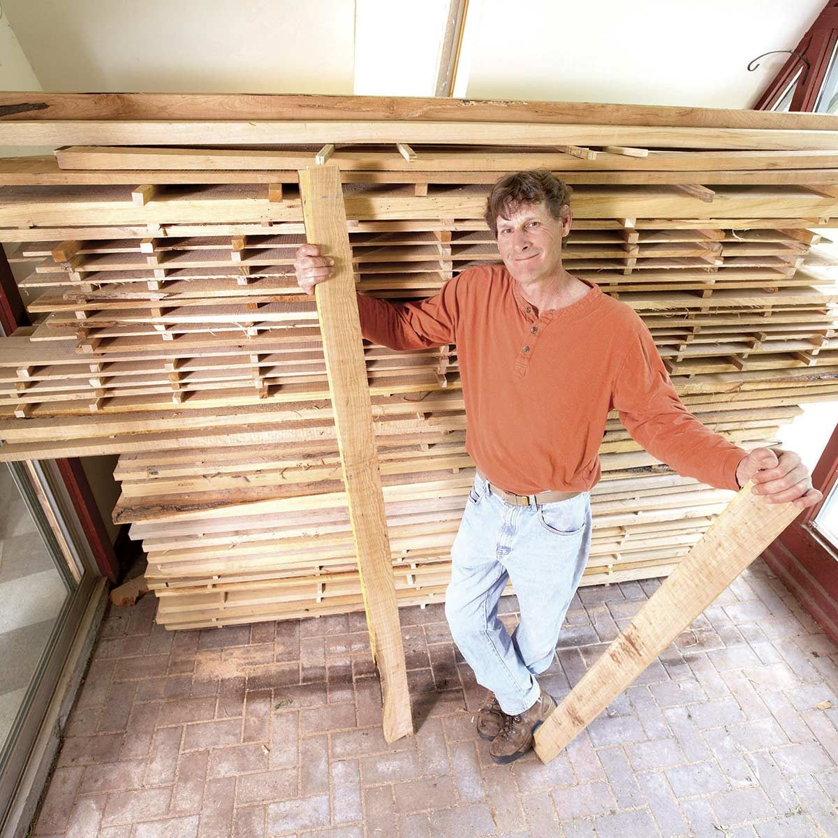 wood 101 — the family handyman