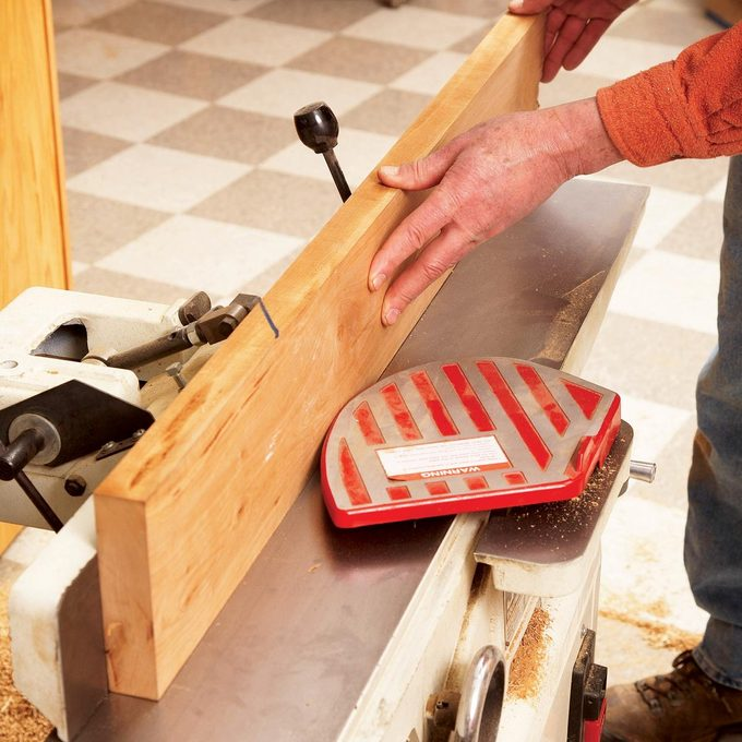 Don't Have a Jointer?